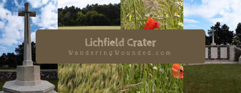 VISIT: Lichfield Crater Cemetery