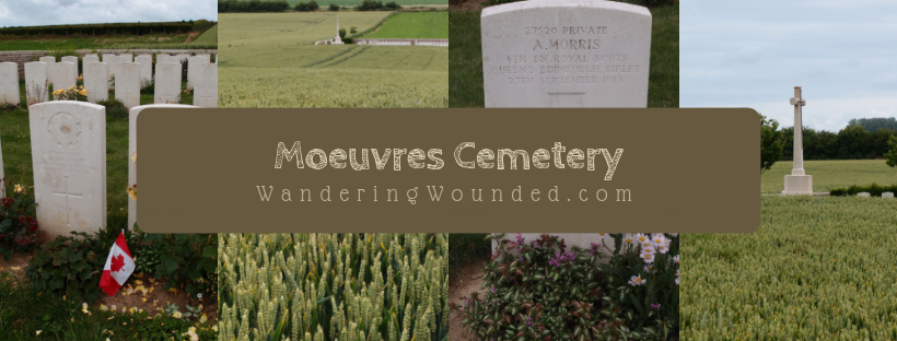 WanderingWounded.com | Moeuvres Cemetery, Commonwealth War Graves Commission