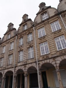 Grand Place, Arras Town Centre and Memorial