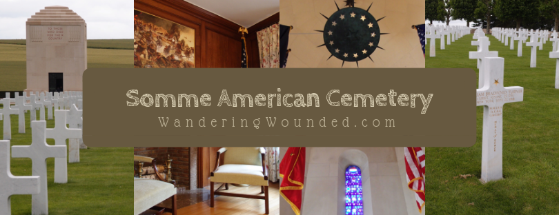 VISIT: Somme American Cemetery