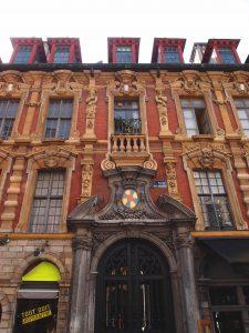 Vieille Bourse exterior, Lille