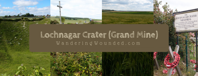 VISIT: Lochnagar Crater (Grand Mine)