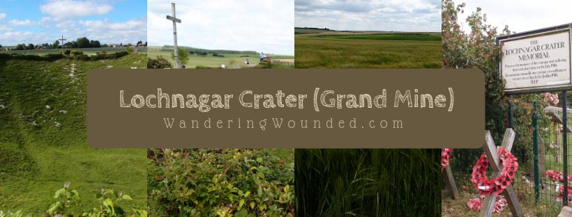 WanderingWounded.com | Lochanagar Crater (La Grand Mine)
