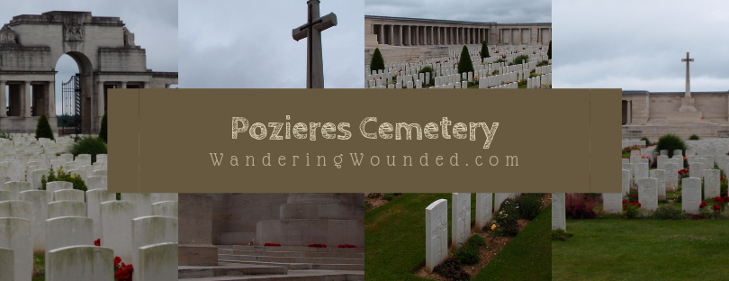 VISIT: Pozieres Cemetery