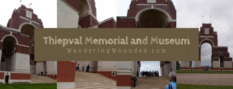 VISIT: Thiepval Memorial and Museum