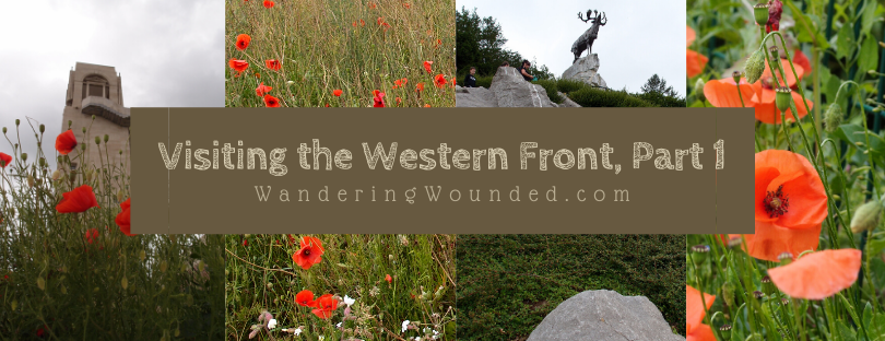 Visiting the Somme Battlefield: a guide to accessibility on the Western Front, Part 1