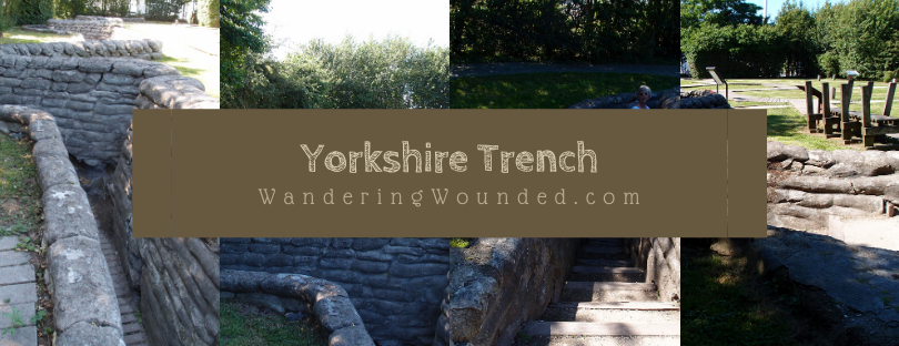 VISIT: Yorkshire Trench